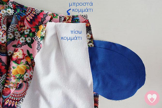 Πώς ράβονται οι τσέπες