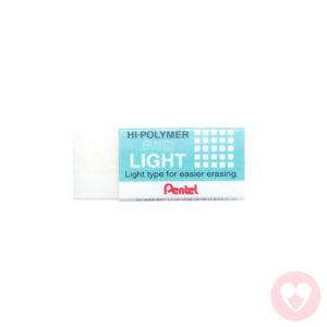 Γόμα Pentel Hi-Polymer light μικρή