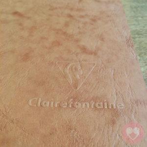 Τετράδιο Clairefontaine Α5 με βούλες
