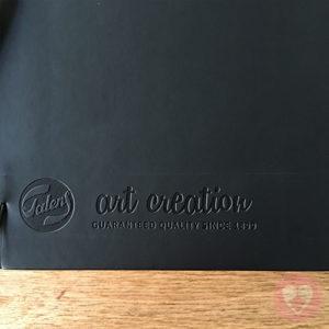Τετράδιο σχεδίου και σημειώσεων με μαλακό εξώφυλλο και σελίδες με βούλες