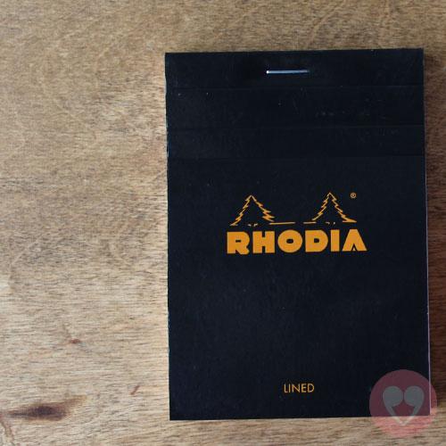 Μπλοκ Rhodia No12