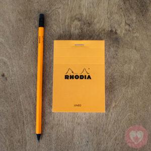 Μπλοκ Rhodia No11