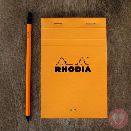 Μπλοκ Rhodia No14