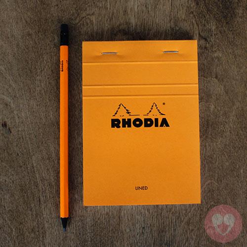 Μπλοκ Rhodia No13