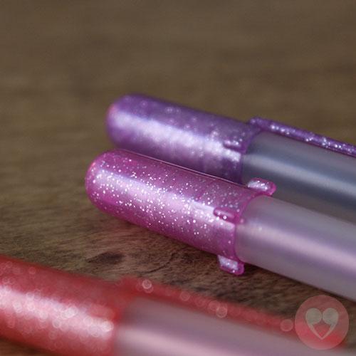 Στυλό Sakura Gelly Roll metallic shiny σετ των 3