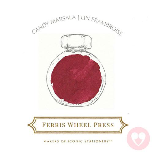 Μελάνι πένας Ferris Wheel Press-απόχρωση Candy Marsala