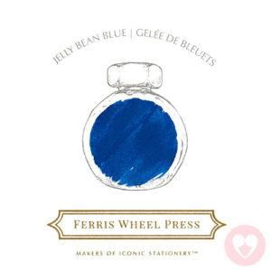 Μελάνι πένας Ferris Wheel Press-απόχρωση Jelly Bean Blue