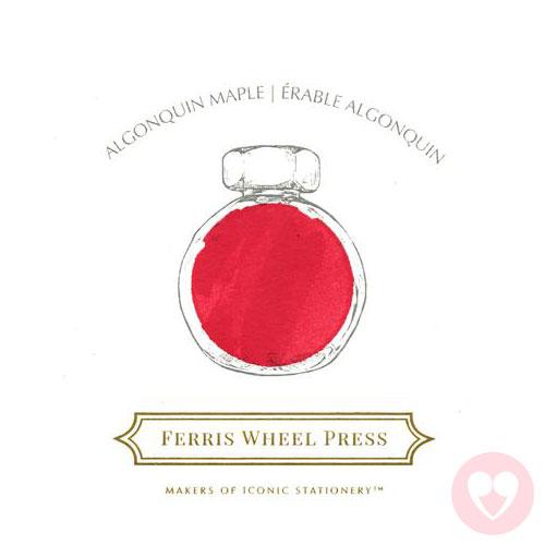 Ferris Wheel Press μελάνι Algonquin Maple